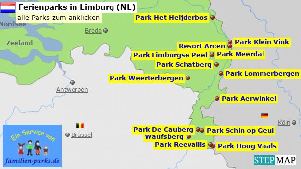 Ferienparks Limburg