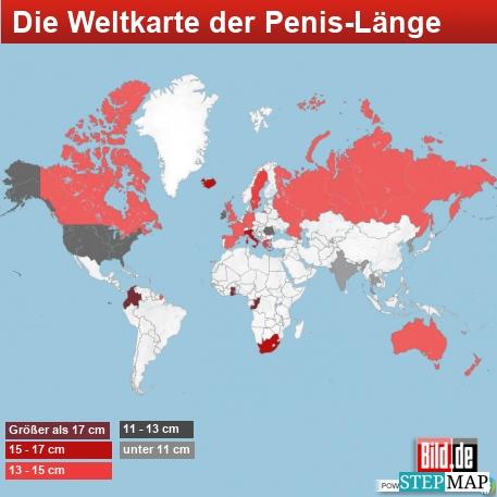 deutscher penisdurchschnitt
