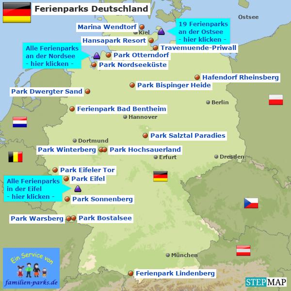 Ferienparks in Deutschland-2