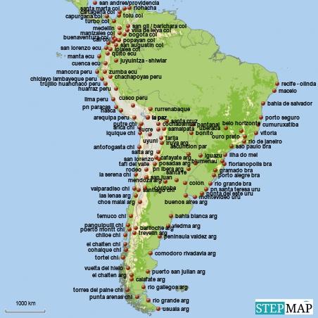 KolumbienReisebericht von karibischen meer cuba libre und kiten
