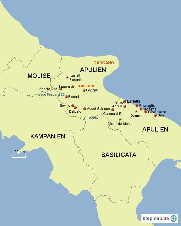Apulien Nord