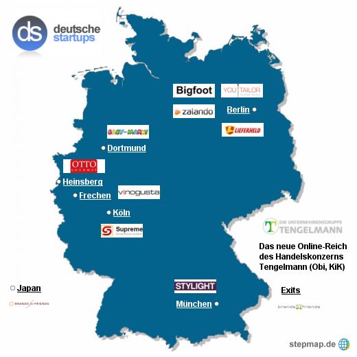 Beteiligungsfieber in Mülheim: Tengelmann steigt bei Supreme NewMedia ein