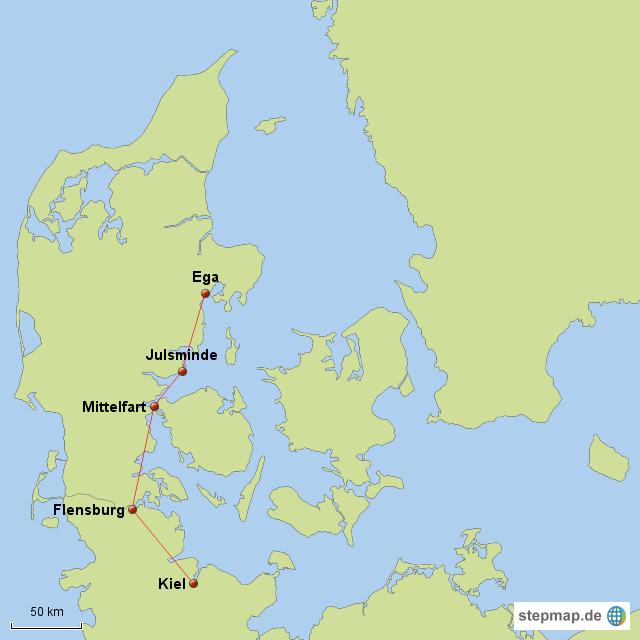 Däemark, Ostseeküste 2010
