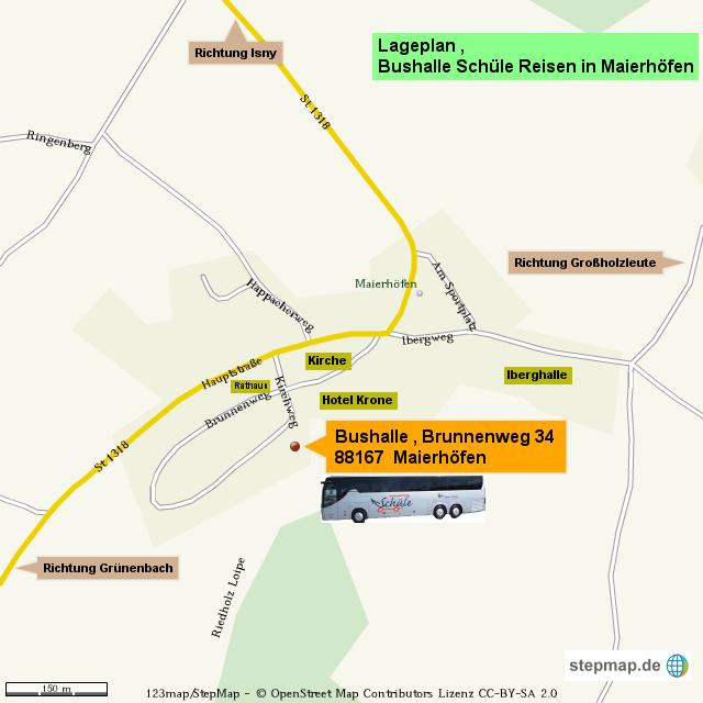 Standort Maierhöfen