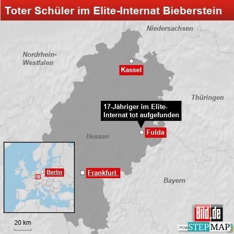 Toter Schueler im Elite-Internat Bieberstein