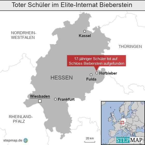 Toter Schüler im Elite-Internat Bieberstein