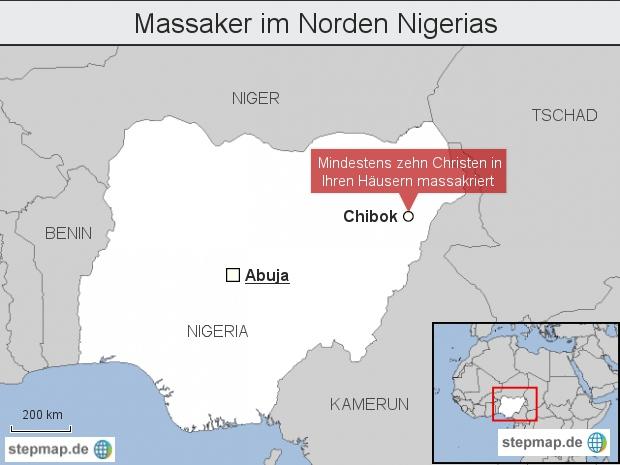 Massaker im Norden Nigerias
