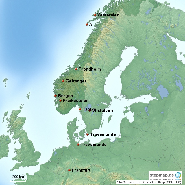 Reiseplanung2013
