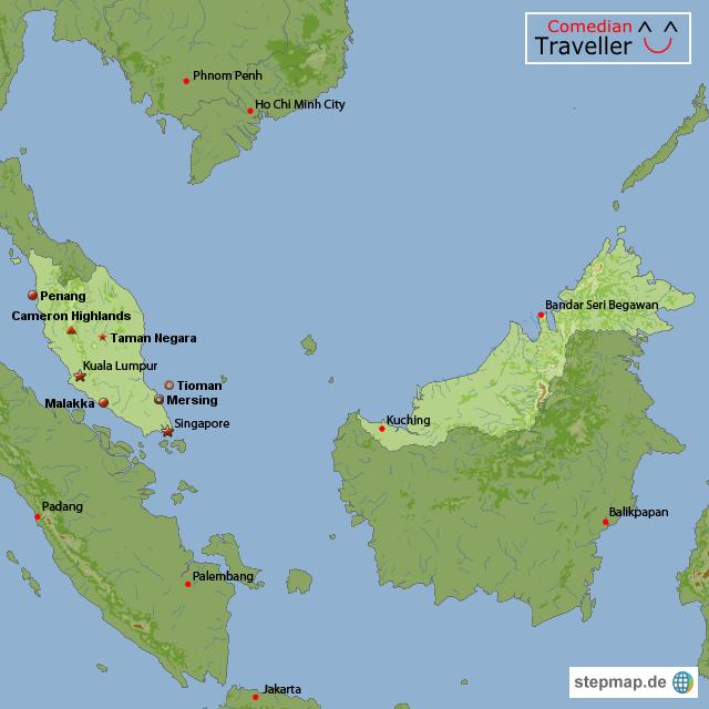 Malaysien/Singapore