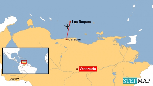 Venezuela - Mode-Papst vermisst