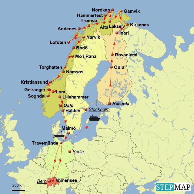 2011 Nordkap