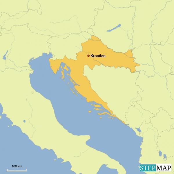 EU 28 Markenrecherche Kroatien kommt dazu
