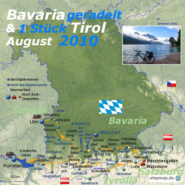 Bavaria 2010