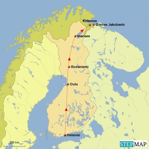 2011 Finnland