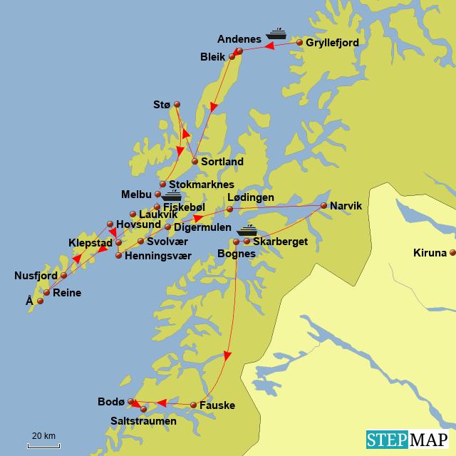 2011 Lofoten + Vesterålen