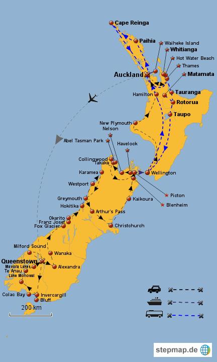 Neuseeland Weltenwandler