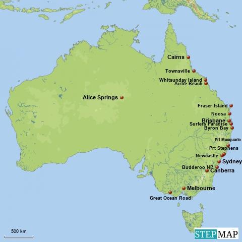Australien WR 11/12