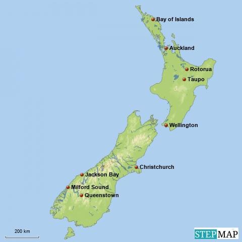 Neuseeland WR 11/12