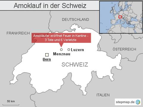 Amoklauf in der Schweiz
