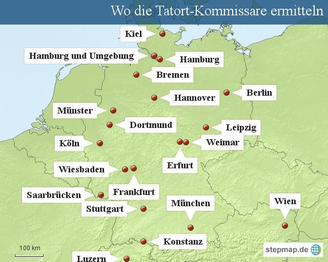 Tatort-Ermittler
