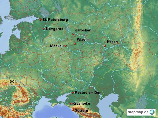 Russland 2