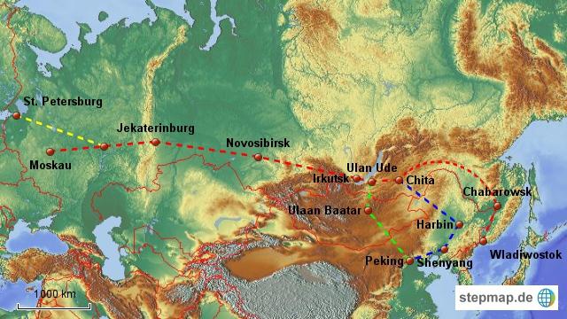 Russland 3