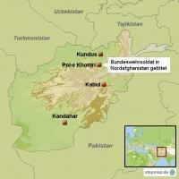 Bundeswehrsoldat getötet