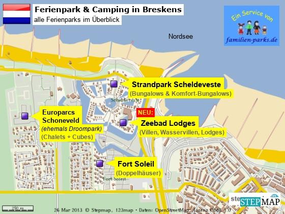 Zeebad Breskens