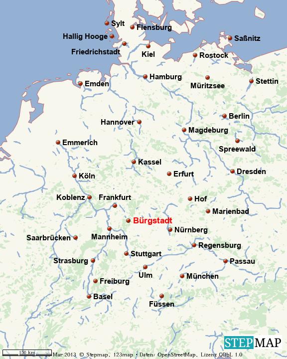 Deutschland Reiseland