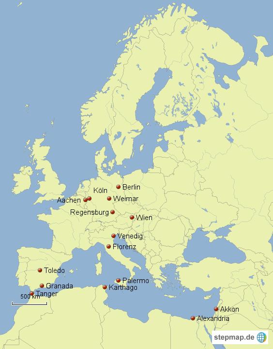 euro-mediterrane Erinnerungsorte