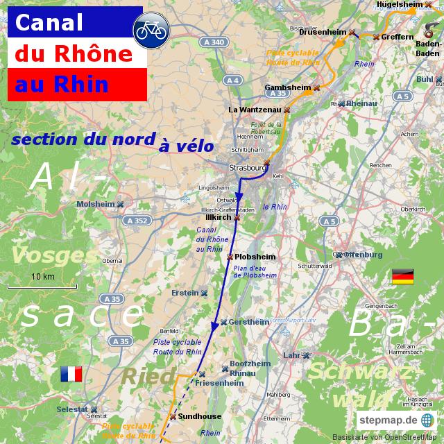 Canal du Rhône au Rhin I