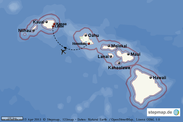 Hawaii Überblick