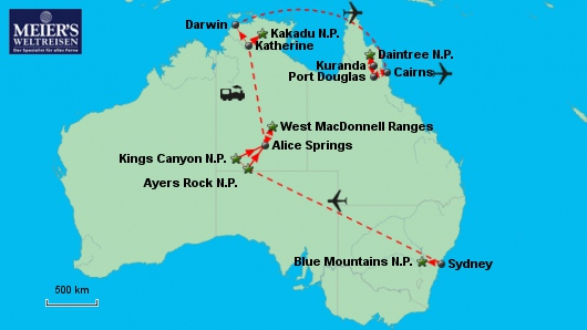 Naturwunder Australiens