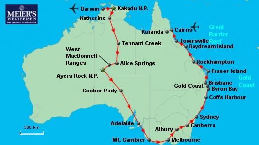 Grand Australia