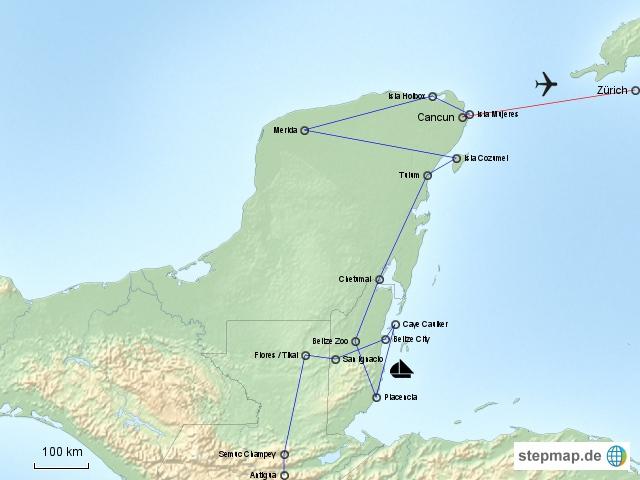 Zentralamerika Teil 2