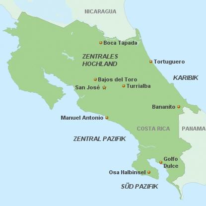 Costa Rica Jungle Lodges
