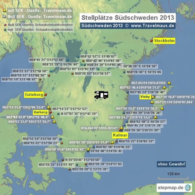 Suedschweden 2013