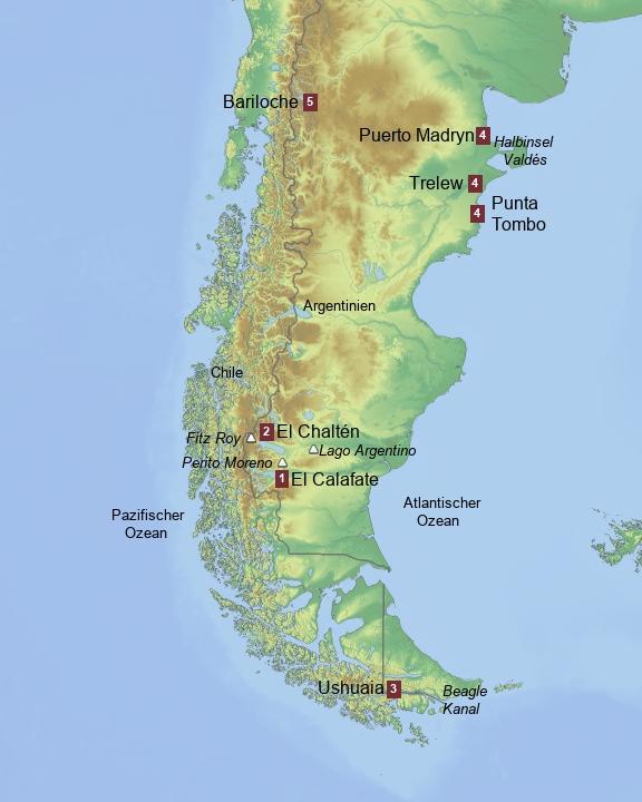 Patagonia Classics Argentinien