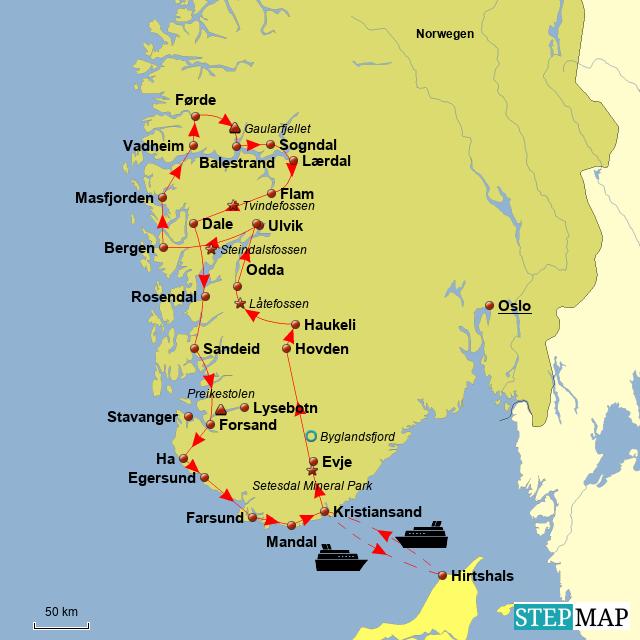 2013 Norwegen