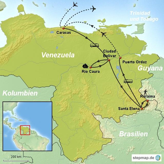 Linienbus Venezuela