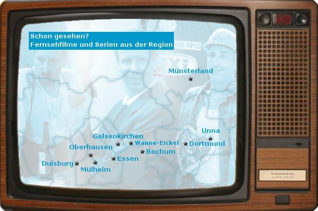 (neu) Filme und Serien aus der Region