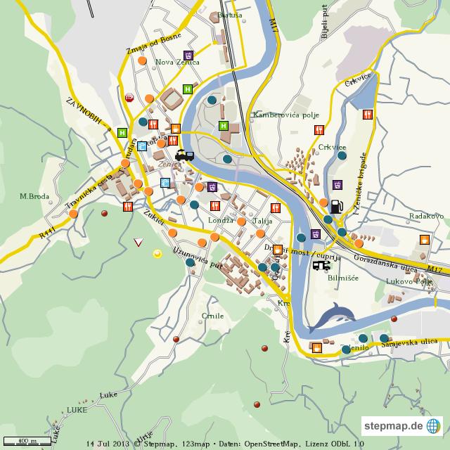 Online Karta Virtualnih Interaktivnih Panorama i Setnji 360° samo kod nas na nasem Websajtu WWW.PANORAMEN360.COM