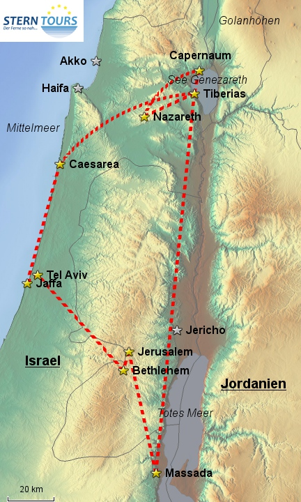Israel zum Superpreis