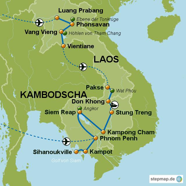 Laos und Kambodscha_2014