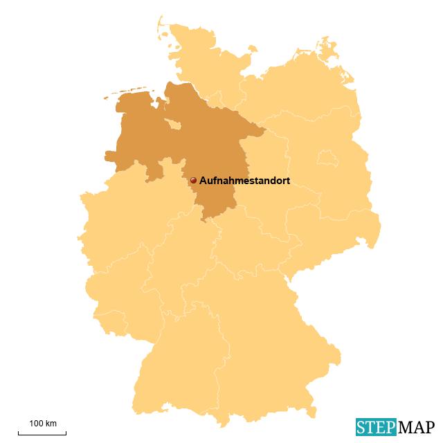 Aufnahmestandort Weserbergland