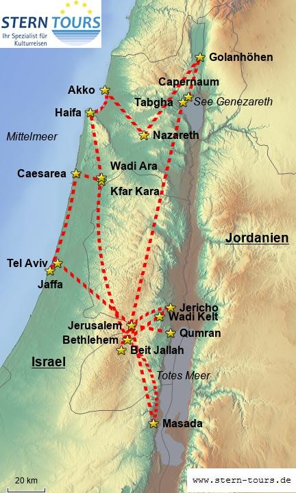 Israel & Palästina