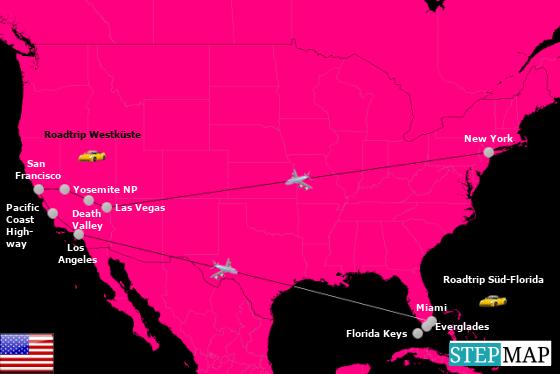 """""""Big City Tour"""" - USA 2013"""