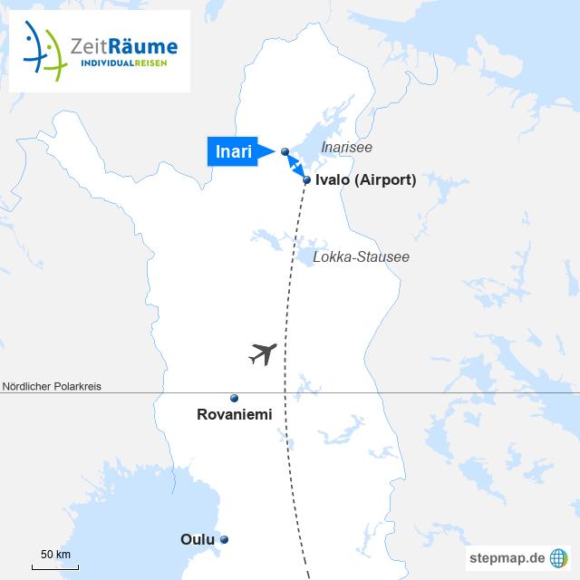 Lappland Winter Reise - Kultahovi - Begegnungen mit den Samen