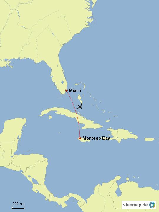 Auf dem Hinweg machen wir einen kurzen Abstecher in Miami-nur mal den Beach anschauen