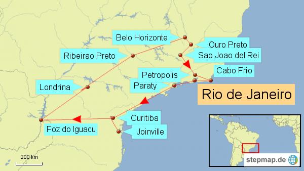 Südbrasilien